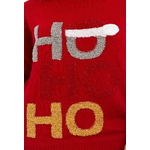 sm-mode-ho-ho-glitter-cap-knitted-christmas-jumper-rouge-pull-red-2