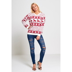 sm-mode-reindeers-and-snow-flake-christmas-jumper-blanc-creme-pull-cream-3