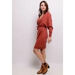 lilie-rose-robe-cache-cur-en-maille-brown-3
