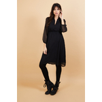 Robe BALANCE Noir 2