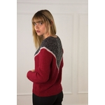 sweewe-pull-col-rond-colorblock-red-3