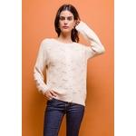 sweewe-pull-tricot-fantaisie-ecru-1