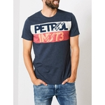 M 3090 TSR609 T SHIRT SS R NECK 5091 DEEP NAVY