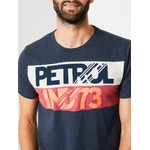 M 3090 TSR609 T SHIRT SS R NECK 5091 DEEP NAVY.