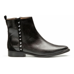 bottines-cuir-lisse