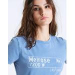 IKKS-TEE_SHIRT EN COTON VISUEL _MELROSE AVENUE_ FEMME-BQ10065-44_4