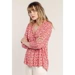 sweewe-blouse-femme-imprimee-red-3