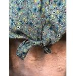 Sweewë 53102  Robe imprimée Vert 4
