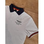 HM562564 AMR TAPE POLO 800 WHITE  2