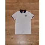 HM562564 AMR TAPE POLO 800 WHITE 1