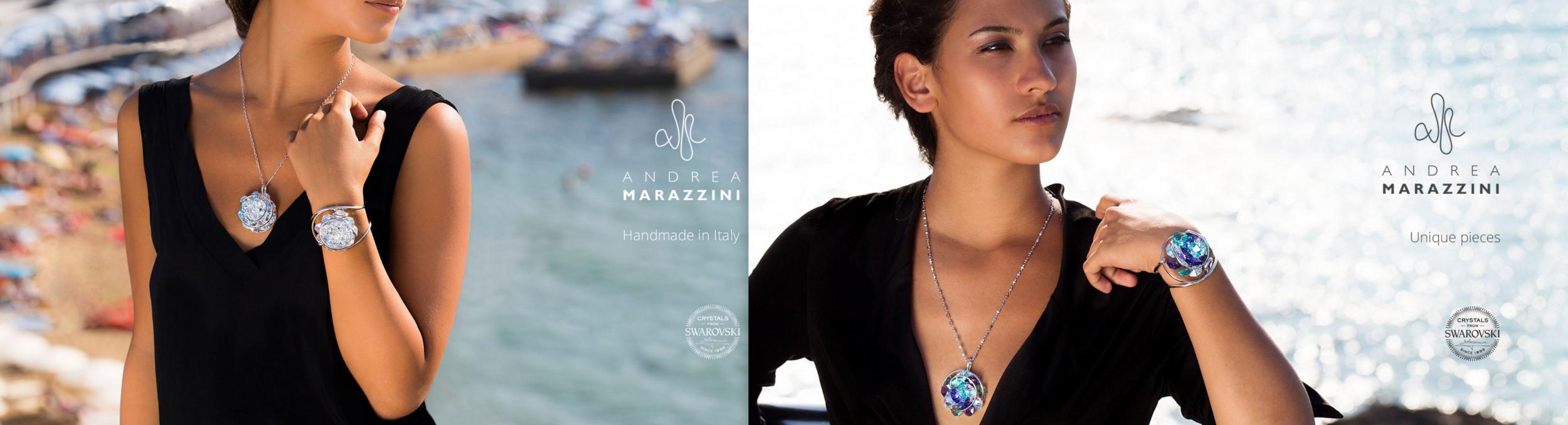 Bijoux Andréa Marazzini