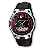 Montre Casio sport AW-82B-1AVES