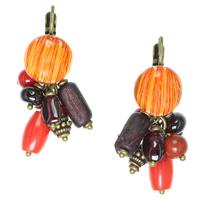 Boucles d'oreilles Nature bijoux collection Hoguera 12-34727