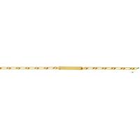 Bracelet bébé OR jaune 18 carats 005015