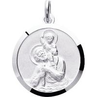 Médaille Saint Christophe en argent 925/000 306081