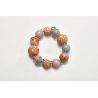 Bracelet en verre de Murano - Antica Murrina BR717A25