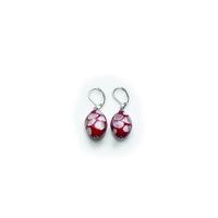 Boucles d'oreilles en verre de Murano - Antica Murrina OR542A31