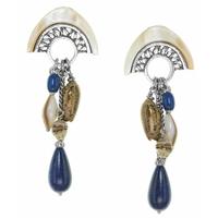 Boucles d'oreilles fantaisie femme TAMILA de NATURE BIJOUX 12-25558