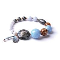 Bracelet fantaisie femme MONTMARTRE de NATURE BIJOUX 13-29992