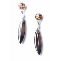 Boucles d'oreilles fantaisie femme MONTMARTRE de NATURE BIJOUX 12-76262