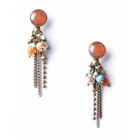 Boucles d'oreilles fantaisie femme MANGROVE de NATURE BIJOUX 12-76363