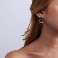 Boucles d'oreilles portées Nature Bijoux 12-76363 - lombartbijoux.com