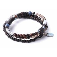 Bracelet fantaisie femme BB BLUES de NATURE BIJOUX 13-30012