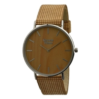 Montre 100% vegan pour homme GreenTime by ZZERO ZW060B
