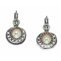Boucles d'oreilles fantaisie femme CHARLINE de Franck Herval 12-63671