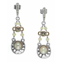 Boucles d'oreilles fantaisie femme CHARLINE de Franck Herval 12-63673