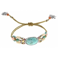 Bracelet fantaisie femme Franck Herval collection Shaggi 13-70110