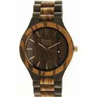 Montre en bois pour homme GreenTime ZW021E