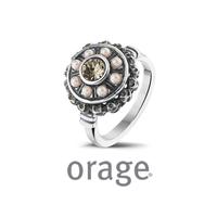 Bague vintage Orage AK169