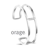 Bracelet acier Orage AK015