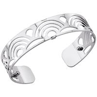 bracelet femme les georgettes plaqué argent 7026166 14mm-lombartbijoux.com