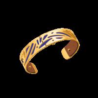 bracelet manchette aloes les georgettes 7028401 14mm complete-lombartbijoux.com