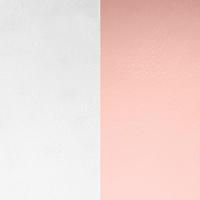 Vinyle Rose clair/Gris clair pour bague Les Georgettes