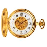 montre gousset royal london 90004-01 ouverte-bijouterie lombart
