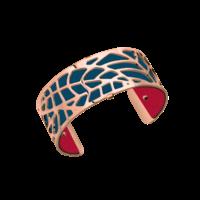Bracelet manchette Fougère Les Georgettes by Altesse 702840840 25 mm