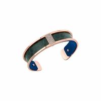 Bracelet manchette Précieuse Barrette Les Georgettes by Altesse 703053640 14mm