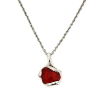Collier cristal Swarovski - Andrea MARAZZINI - SIMPLE ROUGE