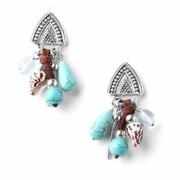 Boucles d'oreilles ESCAPADES de NATURE BIJOUX 12-76891