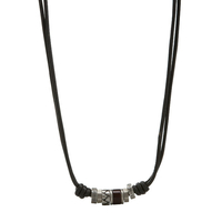 collier homme fossil JF84068040-bijouterie lombart lille