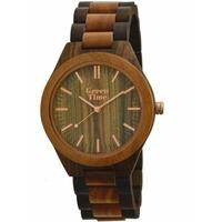 Montre en bois pour homme GreenTime ZW021L