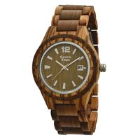 Montre en bois pour homme GreenTime ZW074A