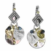 Bijoux Franck Herval boucles d'oreilles Sarah 12-64316
