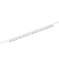 Bijoux tendances : Bracelet en argent 87190518