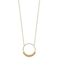 Bijoux tendances : Collier en plaqué or 92156045