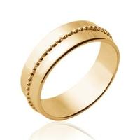 Bijoux tendances : Bague en plaqué or 2264100
