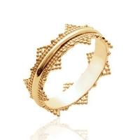 Bijoux tendances : Bague en plaqué or 2264800